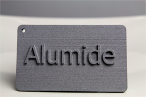 Component From Alumide SLS 3D printing